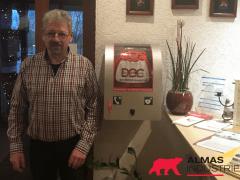 DOC Defibrillator in der Villa Waldeck
