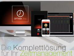 Elektronische Zeiterfassung Optima TIme Almas Industries